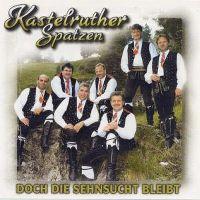 Cover Kastelruther Spatzen - Doch die Sehnsucht bleibt [1999]